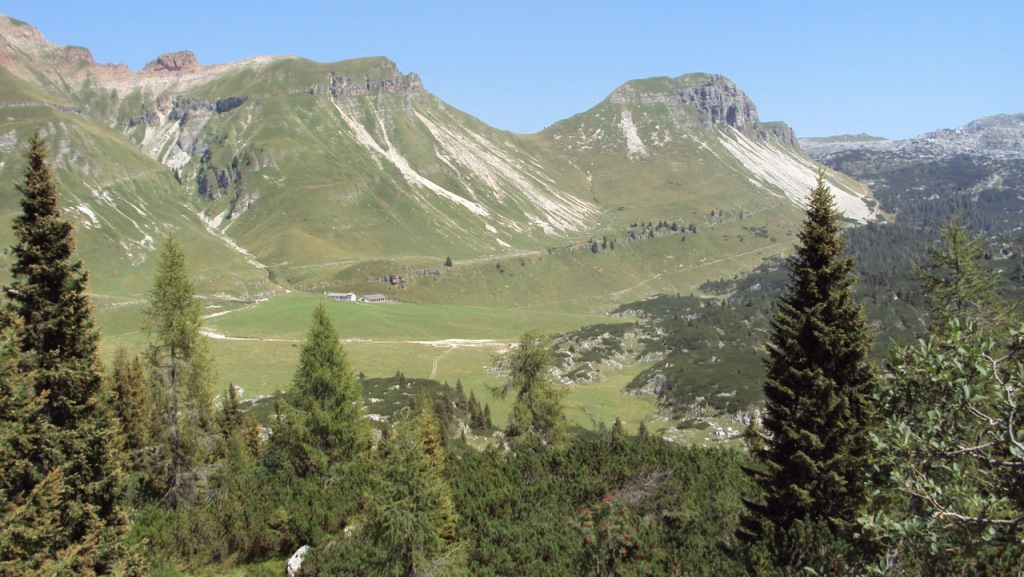 I Pieni Eterni - Parco nazionale Dolomiti bellunesi
